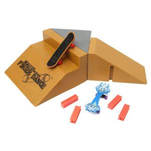 Magic Finger Dance Tech Deck Finger Board Finger Board Skate Slope Stair Ramp Ultimate Park J5-5