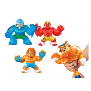 Hero Character Super Elastic Animal Doll Rubber Man Squeeze Le Decompression Vent Toy