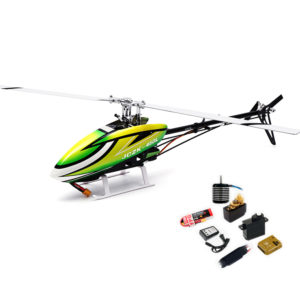 JCZK 450L DFC 6CH 3D Flying Flybarless RC Helikopter Super Combo