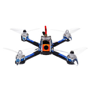 LDARC Kingkong KK 5GT 213mm F4 OSD FPV Racing Drone w/ BL_S 48CH 25/200/600mW VTX Runcam Swift Mini