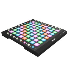 WORLDE ORCA PAD64 Portable MIDI Controller 64 Drum Pads with USB Cable