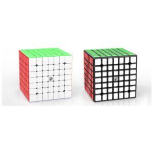 Yongjun Yufu 7x7x7 Magnetic Edition Magic cube Educational Indoor Toys