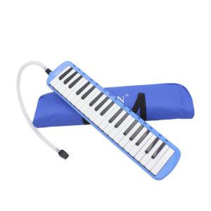 IRIN 37-Key Melodica Harmonica Elektroniskt tangentbord munorgel med handväska