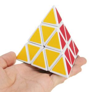 Cone Original Magic Speed Cube Professional Puzzle Education Toys For Children