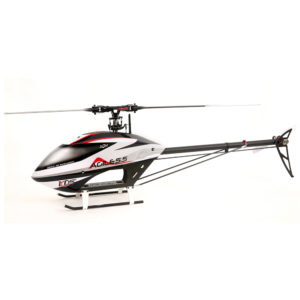 KDS AGILE 5.5 6CH 3D Flying Flybarless RC Helikopter Kit