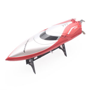 H106 2.4GHz 7.4V 600mAh Batteri LCD-skärm Höghastighets RC-båt Trådlös racing snabbt fartyg