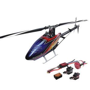 Align T-REX 470LM 470L Dominator RC Helikopter RH47E01XT Super Combo