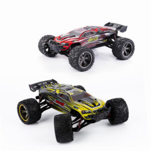 9116 1:12 Wireless 2.4G RC Car Truck Off Road Full Proportional Control Racing Electric Car