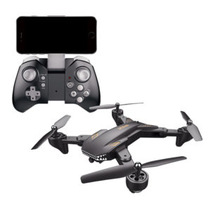 Upgraded VISUO XS816 WiFi FPV with Dual Lens 4K HD Camera Optical Flow Positioning RC Drone Quadcopter RTF