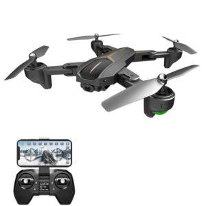 VISUO XS812 GPS 5G WiFi FPV med 4K HD -kamera 15 minuter Flygtid Fällbar RC Drone Quadcopter RTF