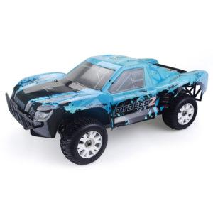 ZD Racing 9203 1/8 2.4G 4WD 80km/h Borstlös RC -bil 120A ESC Elektrisk kortkursbil RTR -leksaker