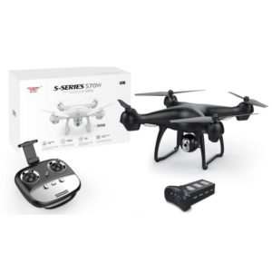 SJRC S70W Double GPS Dynamic Follow WIFI FPV With 1080P Wide Angle Camera RC Drone Quadcopter