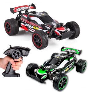 23211 1/20 2.4G 2WD High Speed RC Racing Drift Car Wave Drive Truck Elektriska terrängfordonsleksaker